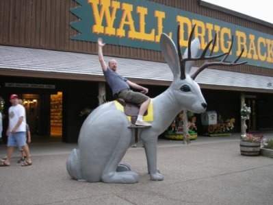 Taming the Wild Jackelope